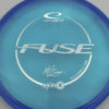 Johne McCray Opto-X Fuse - blue - silver - 177g - 178-4g - neutral - somewhat-stiff