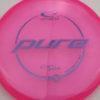Kristin Tattar Opto-X Pure - pink - light-purple - 173g - 174-4g - super-flat - somewhat-stiff