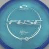 Johne McCray Opto-X Fuse - blue - silver - 177g - 178-2g - neutral - somewhat-stiff