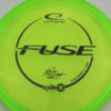 Johne McCray Opto-X Fuse - yellowgreen - black - 177g - 178-2g - neutral - somewhat-stiff
