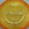 Johne McCray Opto-X Fuse - yelloworange - gold - 177g - 178-1g - neutral - somewhat-stiff