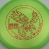 Henna Blomroos Roc3 - Champion - green - red - 180g - 179-9g - somewhat-domey - neutral