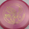 Henna Blomroos Roc3 - Champion - pink - gold - 180g - 179-3g - somewhat-domey - neutral