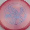 Henna Blomroos Roc3 - Champion - pink - blue-fracture - 180g - 179-2g - somewhat-domey - neutral