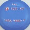 Ultralight Cannon - blue - ultralight - flag - 130g - 130-9g - somewhat-domey - pretty-stiff