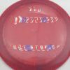 Ultralight Cannon - pinkpurple - ultralight - flag - 134g - 134-3g - pretty-domey - pretty-stiff