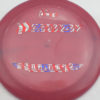 Ultralight Cannon - pinkpurple - ultralight - flag - 133g - 133-4g - pretty-domey - pretty-stiff