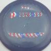Ultralight Cannon - bluepurple - ultralight - flag - 133g - 130-0g - pretty-domey - pretty-stiff
