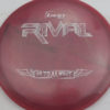 Rival - UItralight - blend-pinkpurple - ultralight - white - 125g - 124-8g - somewhat-domey - pretty-stiff