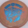 CD2 - Swirly S Line - Dana Vicich Roaming Thunder 2 - blue - 175g - 175-7g - pretty-domey - neutral