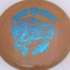 CD2 - Swirly S Line - Dana Vicich Roaming Thunder 2 - blue - 175g - 175-0g - pretty-domey - neutral