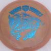 CD2 - Swirly S Line - Dana Vicich Roaming Thunder 2 - blue - 175g - 174-8g - pretty-domey - neutral