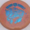 CD2 - Swirly S Line - Dana Vicich Roaming Thunder 2 - blue - 175g - 175-3g - pretty-domey - neutral