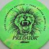 Predator - Swirl ESP - Ledgestone - black - 173-175g - 175-5g - neutral - pretty-stiff
