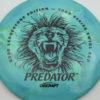 Predator - Swirl ESP - Ledgestone - black - 173-175g - 176-0g - neutral - pretty-stiff
