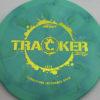Tracker - Swirl ESP - Ledgestone - gold-dots-mini - 173-175g - 175-6g - somewhat-domey - somewhat-stiff