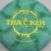Tracker - Swirl ESP - Ledgestone - gold-dots-mini - 173-175g - 175-5g - somewhat-domey - somewhat-stiff
