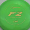 F2 - green - 750 - gold - 304 - 173g - 173-2g - somewhat-flat - neutral