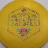 Infinite Discs Exodus - yellow - s-blend - acid-party-time - 172g - 172-0g - somewhat-domey - somewhat-gummy