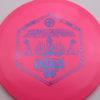 Infinite Discs Exodus - pink - s-blend - blue - 175g - 177-3g - pretty-domey - neutral