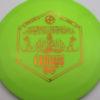 Infinite Discs Exodus - green - s-blend - bronze - 162g - 163-5g - pretty-domey - neutral
