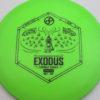 Infinite Discs Exodus - green - i-blend - black - 175g - 174-7g - pretty-domey - neutral