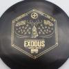 Infinite Discs Exodus - black - i-blend - gold - 170g - 170-6g - pretty-domey - neutral