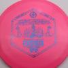 Infinite Discs Exodus - pink - s-blend - blue - 175g - 175-5g - pretty-domey - neutral