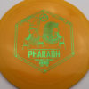 Infinite Discs Pharaoh - yelloworange - i-blend - green - 159g - 159-3g - somewhat-domey - neutral
