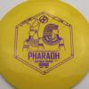 Infinite Discs Pharaoh - yellow - i-blend - purple - 172g - 172-4g - somewhat-domey - somewhat-stiff