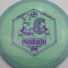 Infinite Discs Pharaoh - swirly - s-blend - purple - 175g - 176-0g - neutral - pretty-stiff