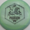 Infinite Discs Pharaoh - swirly - s-blend - black - 175g - 174-5g - neutral - somewhat-stiff