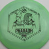 Infinite Discs Pharaoh - swirly - s-blend - black - 175g - 173-4g - neutral - somewhat-stiff