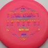 Infinite Discs Myth - pink - d-blend - rainbow - 175g - 171-2g - super-flat - pretty-stiff