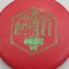 Infinite Discs Anubis - redpink - i-blend - green - 180g - 179-2g - pretty-domey - neutral