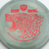 PD - Swirly S Line - Colten Montgomery Lone Howl - red - 175g - 175-2g - somewhat-flat - neutral