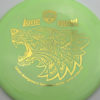 PD - Swirly S Line - Colten Montgomery Lone Howl - gold - 175g - 175-2g - somewhat-flat - neutral