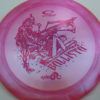 Chameleon Ballista - Opto-X - pink - 173g - 174-8g - pretty-domey-in-the-center - pretty-stiff