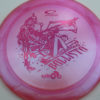 Chameleon Ballista - Opto-X - pink - 173g - 173-6g - pretty-domey-in-the-center - pretty-stiff