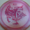 Chameleon Ballista - Opto-X - pink - 173g - 173-7g - pretty-domey-in-the-center - pretty-stiff