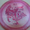 Chameleon Ballista - Opto-X - pink - 174g - 175-1g - pretty-domey-in-the-center - pretty-stiff