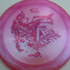 Chameleon Ballista - Opto-X - pink - 173g - 175-2g - pretty-domey-in-the-center - pretty-stiff