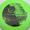 Star Wars - Discraft - force - swirly - esp - black - 304 - 173-175g - 175-8g - pretty-domey - pretty-stiff