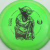 Star Wars - Discraft - force - swirly - esp - black - 304 - 173-175g - 174-4g - somewhat-domey - pretty-stiff