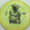 Star Wars - Discraft - force - swirly - esp - black - 304 - 173-175g - 174-1g - pretty-domey - pretty-stiff