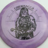Star Wars - Discraft - force - swirly - esp - black - 304 - 173-175g - 175-1g - somewhat-domey - pretty-stiff
