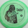 Star Wars - Discraft - force - swirly - esp - black - 304 - 173-175g - 175-6g - neutral - pretty-stiff