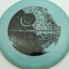 Star Wars - Discraft - heat - swirly - esp - black - 304 - 170-172g - 172-8g - pretty-domey - pretty-stiff
