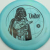 Star Wars - Discraft - heat - swirly - esp - black - 304 - 173-175g - 174-1g - pretty-domey - pretty-stiff