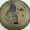 Star Wars - Discraft - heat - swirly - esp - black - 304 - 173-175g - 174-2g - pretty-domey - pretty-stiff